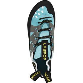 La Sportiva Tarantulace Climbing Shoes Dame turquoise